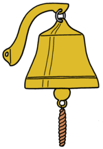 Ship's bell color